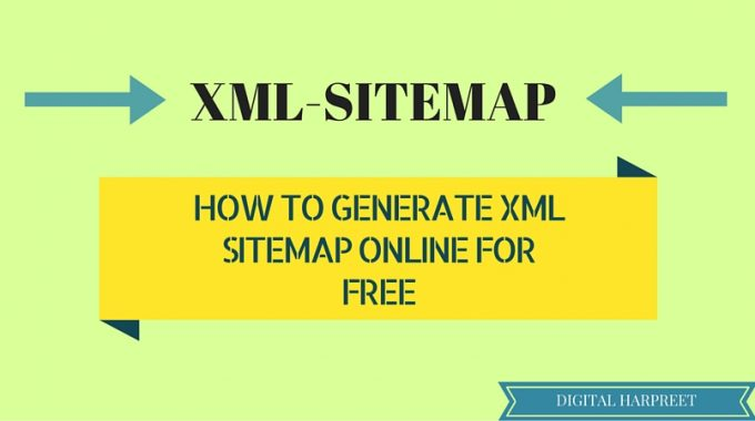 What is a XML Sitemap and How to Generate XML Sitemap?