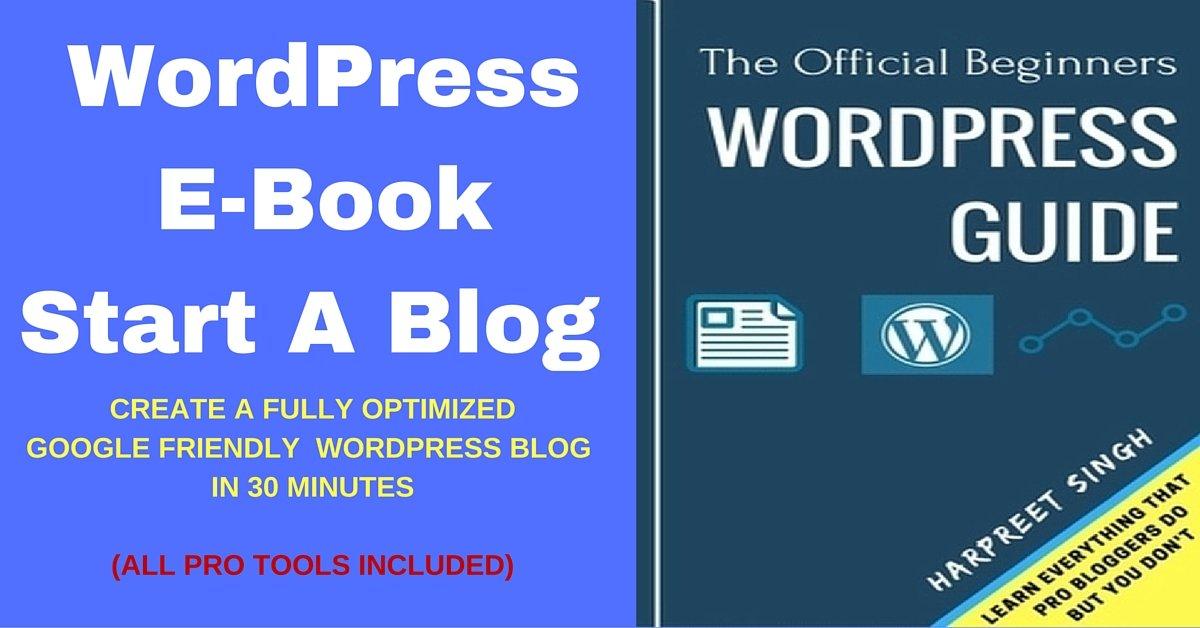 Start using Google Adsense with WordPress Blog