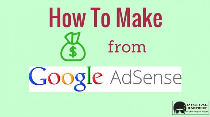 Google AdSense: Make Money Online