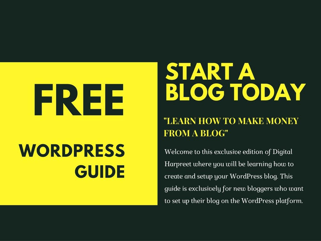official wordpress guide