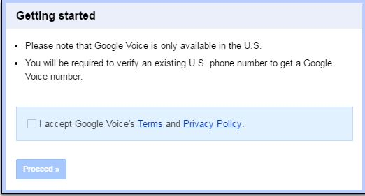 Get Google Voice Account & Number Outside The USA | DH