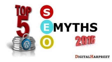 Top 5 SEO Myths 2017 Debunked