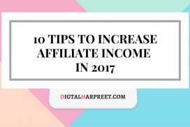 10 TIPS TO INCREASE AFFILIATE INCOME