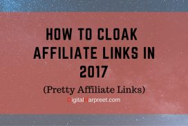 How to Cloak Affiliate Links in 2017 Pretty Links