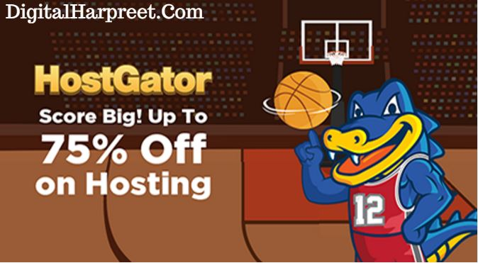 HostGator's 75% OFF NEW Hosting + $2.99 Domains