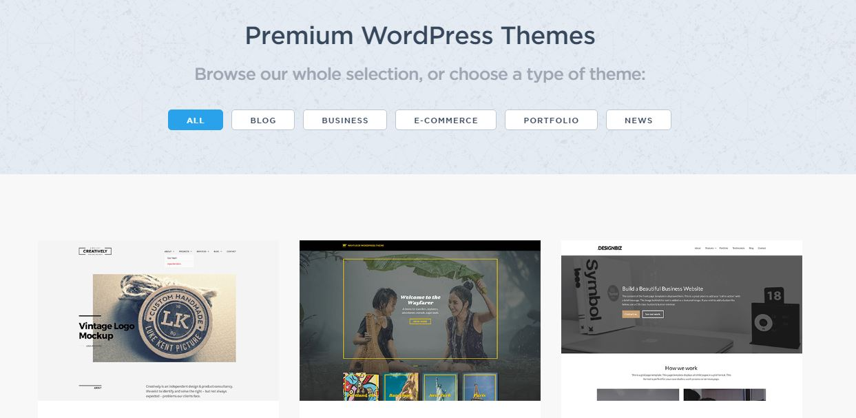 premium thesis 2.0 skins If you want a beautiful web design that you can customize from the comfort of your wordpress dashboard, thesis skins are the answer you've been looking for.