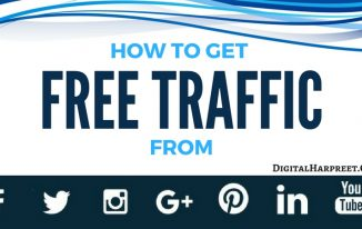 Build Your Audience & Get FREE Traffic Using BleupagePro