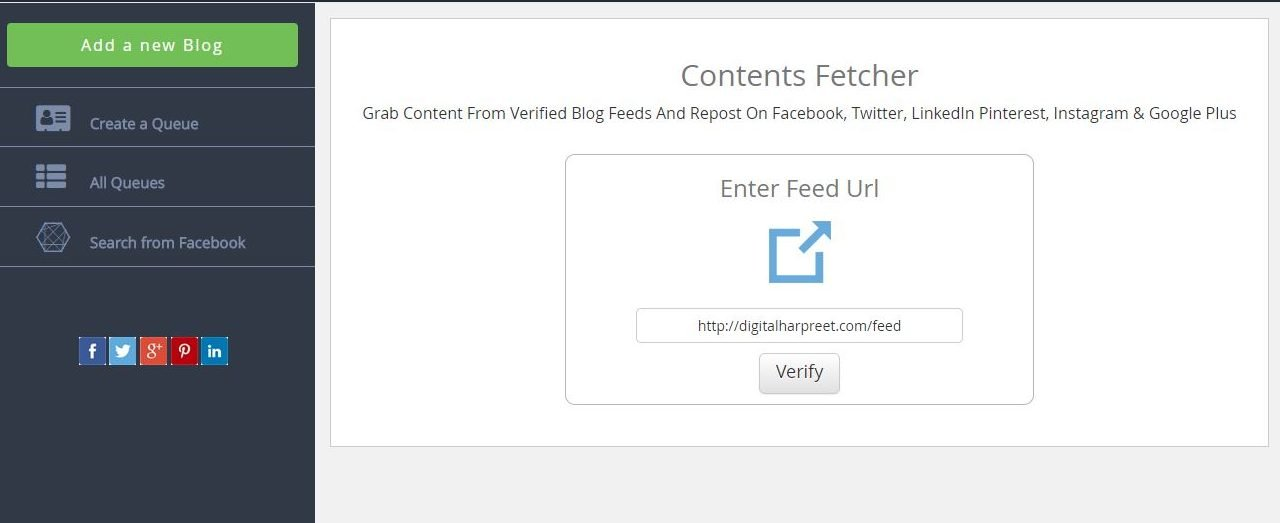 Content Fetcher