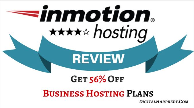 InMotion Hosting Deal (Review) – 56% OFF
