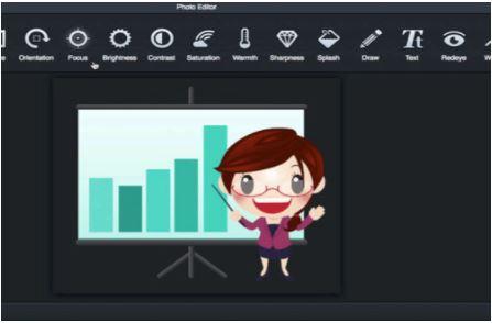 Instabuilder 2.0 Image Editor