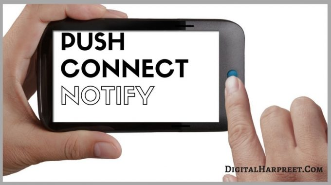 Push Connect Notify 2017 Edition