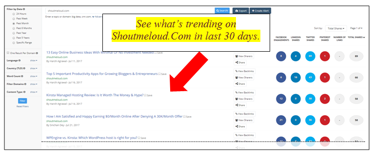 BuzzSumo - See whats trending - 6 Tips to Transform Viral Issues Into Ridiculously Hot Posts