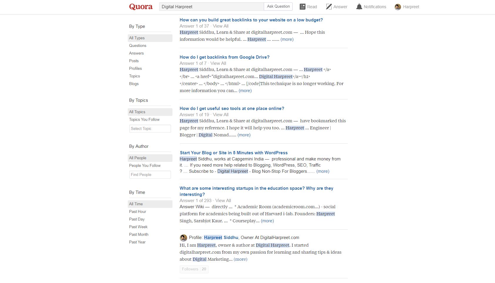 Quora- See whats people are asking - 6 Tips to Transform Viral Issues Into Ridiculously Hot Posts