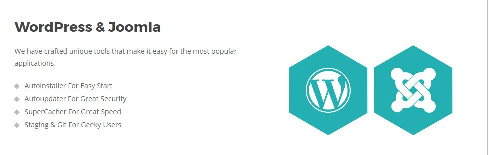 SiteGround Review - WordPress Joomla