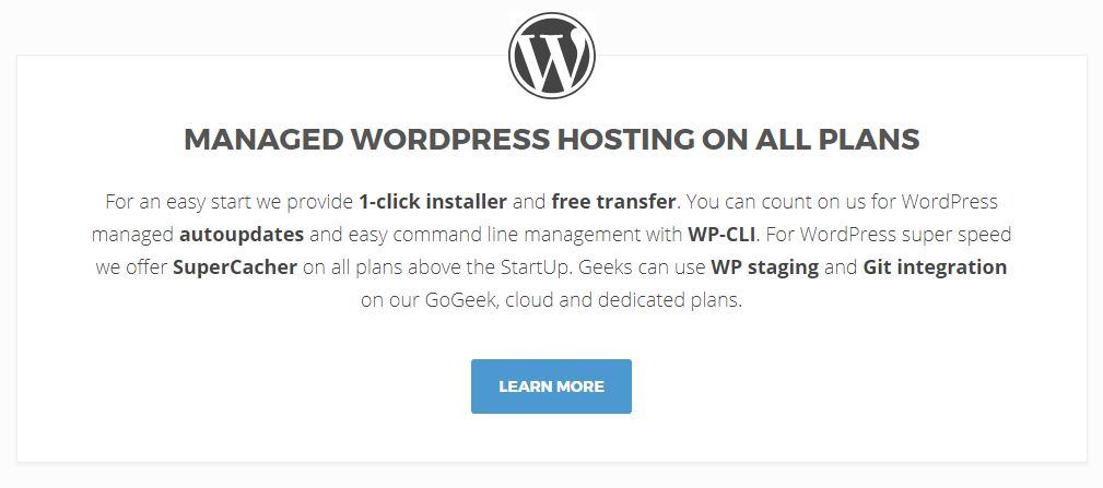 SiteGround Review - WordPress Managed Hosting Plans