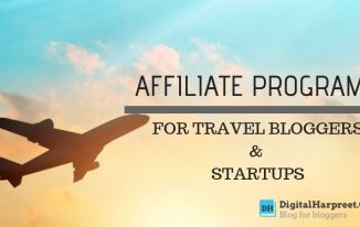 Best Travel Affiliate Programs For Travel Bloggers