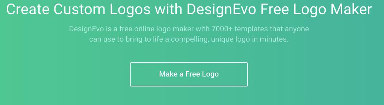 DesignEvo - Make a Free Logo