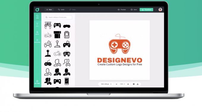 DesignEvo: A Free Custom Logo Maker User Review
